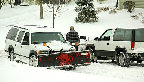 Snow Removal | Carver Lawn Care And Landscaping | Springfield, OH | 9374505566